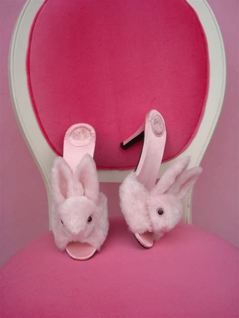 high heel bunny slippers 78 best images about foot on shoes