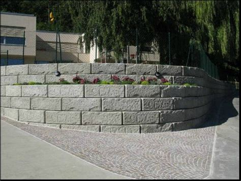 Buy Retaining Wall Recon Wall System Concrete