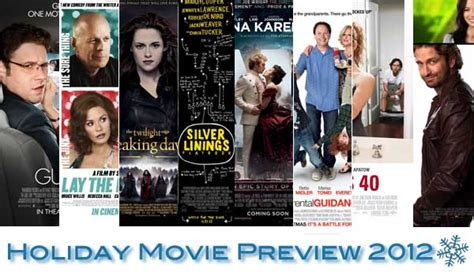 recommended film drama comedy holiday movie preview 2012 comedy romance drama movie