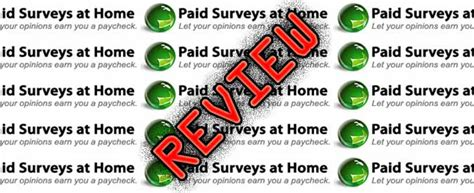 Paid Surveys At Home - paid surveys at home review just another paid survey site you should avoid kirby