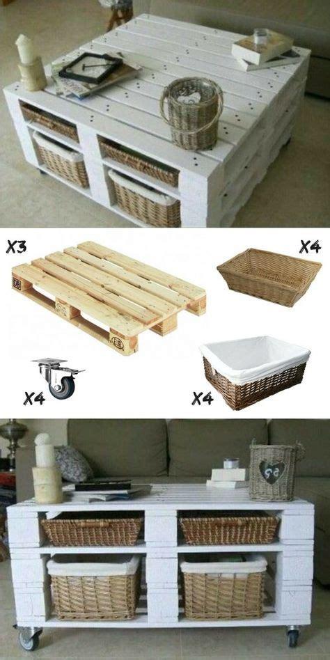 ideen schuhregal schuhregal palette diy bunte palette coffee table with