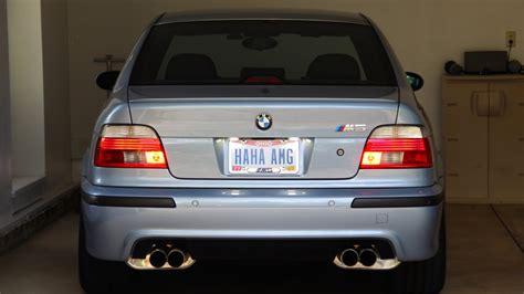 bmw e39 lights bmw e39 rear fog light retrofit diy