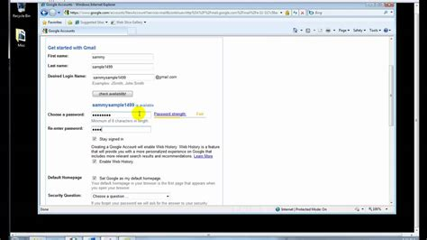 Gmail Email Search Free How To Create A Free Gmail Email Account