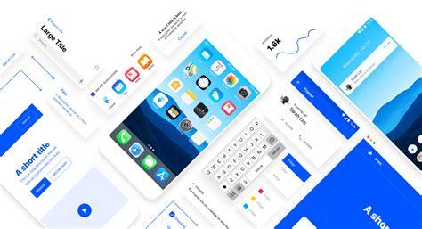 ios ui layout tutorial 4 ui design kits to kickstart your product ideas framer