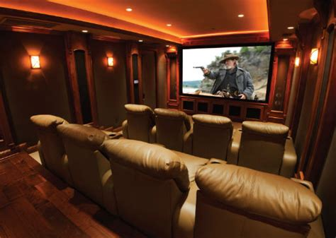 6 Lighting Ideas for Home Theaters CE Pro