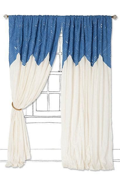Pheasant Eye Curtain Anthropologie Com