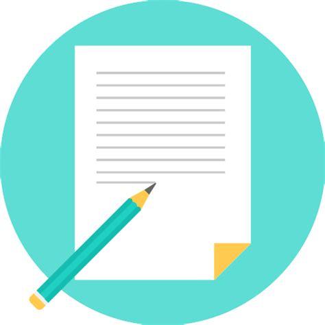 Writing - Free education icons