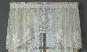 Lace Valance Curtains Lace Valances Balloon Shades Swags M Valances