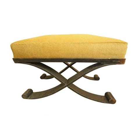 pony ottoman pony hair ottoman great lines for the home pinterest