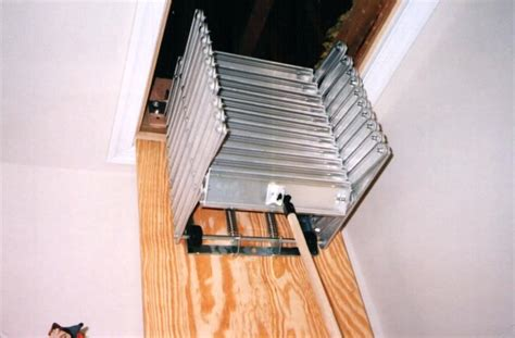 Folding Attic Stairs With Handrail new folding attic stairs with handrail founder stair design ideas