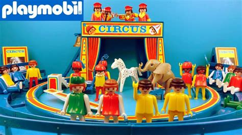 speelgoed uitpakken playmobil speelgoed circus uitpakken unboxing playmobil