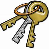 Keys pink clipart clipart kid - Clipartix