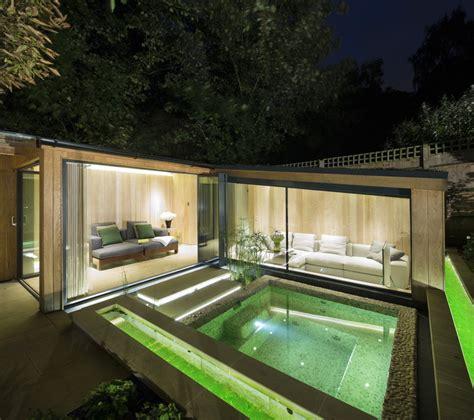 beautiful  luxurious garden room  highgate  folio