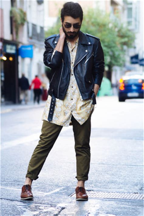 s black leather jacket gabriel segu 237 jackets