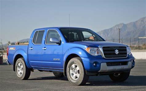 Suzuki Truck Equator No More Equator Suzuki Declares Bankruptcy Pickuptrucks