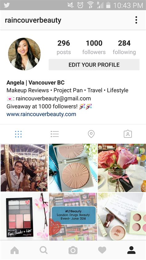 Giveaways On Instagram - 1000 instagram followers giveaway closed raincouver beauty