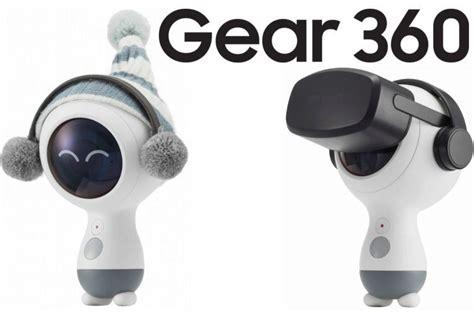 Kamera Samsung Gear 360 nov 225 sf 233 rick 225 kamera samsung gear 360 p蝎ipom 237 n 225 postavi芻ku