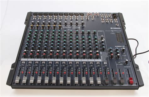 Mixer Yamaha Mg166cx Usb yamaha mg166cx usb image 621815 audiofanzine