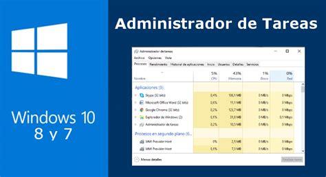 visualizador de imagenes windows win 10 5 formas de abrir el administrador de tareas de windows 10