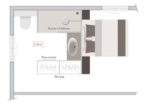 plan chambre dressing salle de bain j aime cette photo sur deco fr et vous salle de