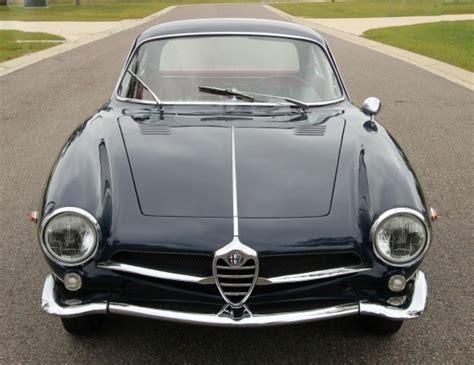 alfa romeo classic for sale 1964 alfa romeo giulietta sprint speciale classic
