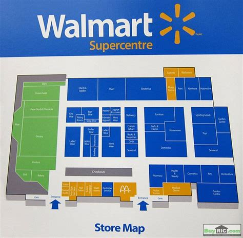 walmart supercenter floor plan map of inside of walmart changes inside the new format