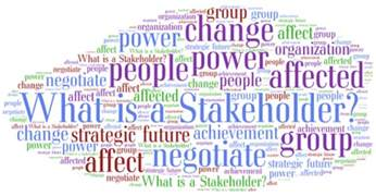 stakeholder definition what is a stakeholder