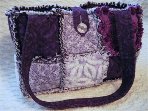 Quilted Purses To Make by How To Make A Simple Quilt Purse