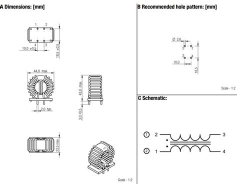power how to use common mode choke inductors differential vs common mode electrical