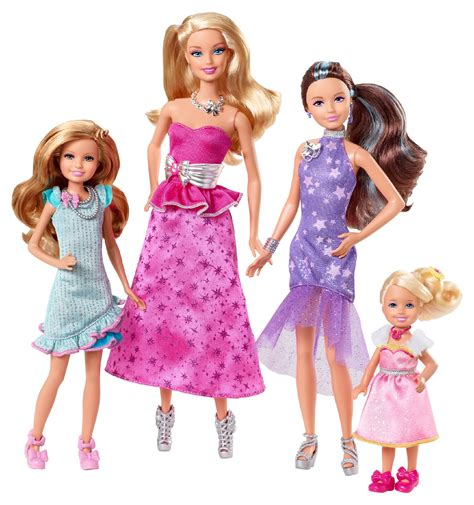 barbie sisters horse adventure play set toy review barbie barbie her sisters in a pony tale sisters giftset