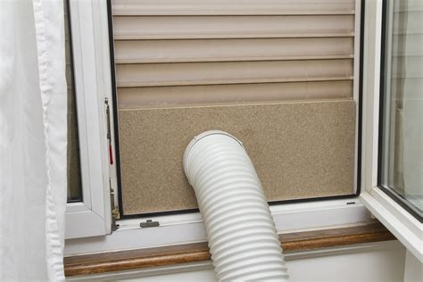 portable air conditioner installation how to install portable air conditioners