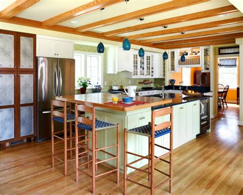 Into The Kitchen by Garages Converted Into Homes Four Inspiring Ideas Houz