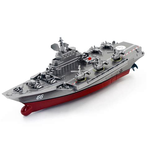 rc boats war 2 4ghz remote control ship aircraft carrier rc boat