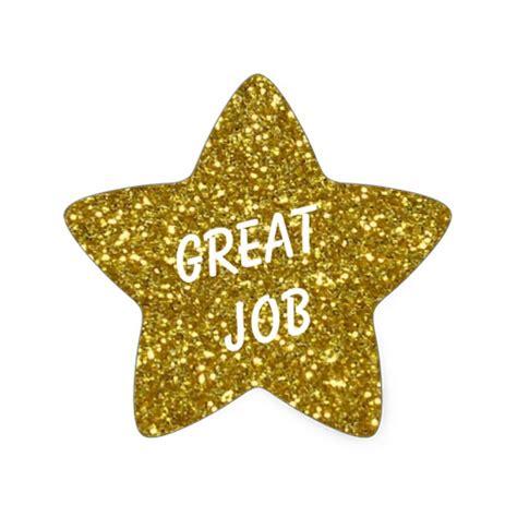Syari Glitt 1 custom message gold with gold glitter texture sticker zazzle co uk