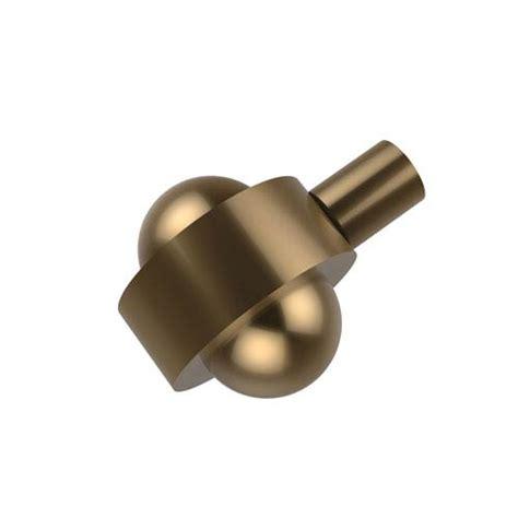 Brushed Bronze Knobs by Cabinet Hardware Brushed Bronze Cabinet Knob 1 1 2 Inch