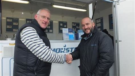 Plumbing Supplies Yeovil by Warm Welcome From Horstmann For Yeovil Independent