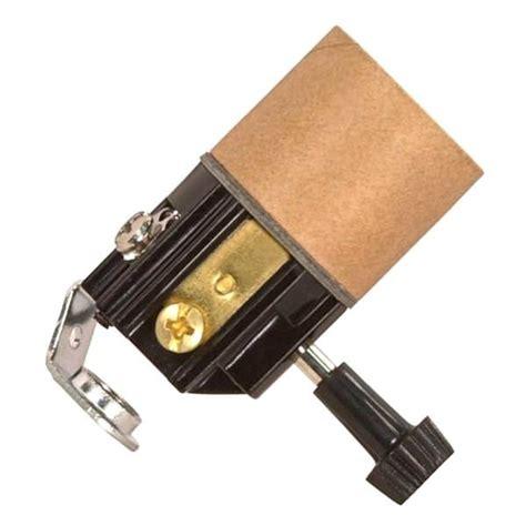 satco 82034 2 circuit 3 terminal turn knob 3way socket