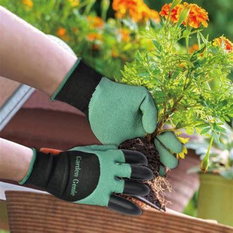 Garden Genie Gloves And Easy Way To Garden Sa Limited garden genie gloves new easy