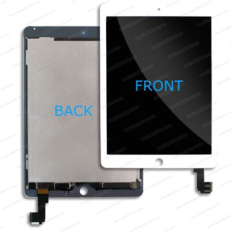 Air 2 New air 2 wi fi screen and glass digitizer replacement and repair