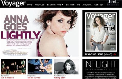 magazine layout on the web web design trends for 2010 web design ledger