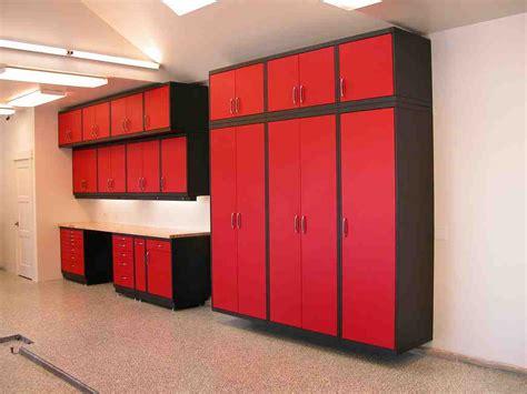 red garage cabinets home furniture design