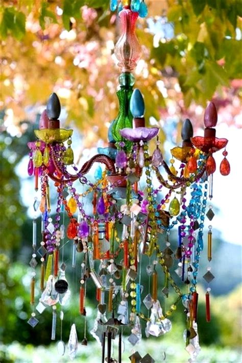Colorful Chandelier Craftionary