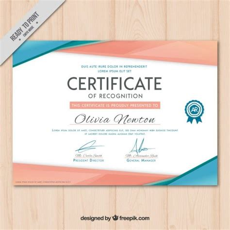 certificate design pinterest best 25 certificate design ideas on pinterest