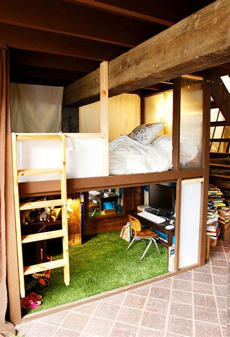 room loft bed 15 awesome loft beds design home design and interior