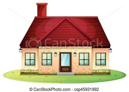 camino tetto casa singolo camino rosso tetto casa tetto singolo