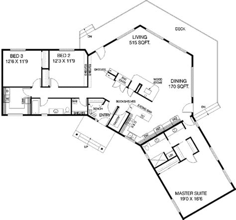 two bedroom ranch style house plans ranch style house plan 3 beds 2 baths 2196 sq ft plan 60 338