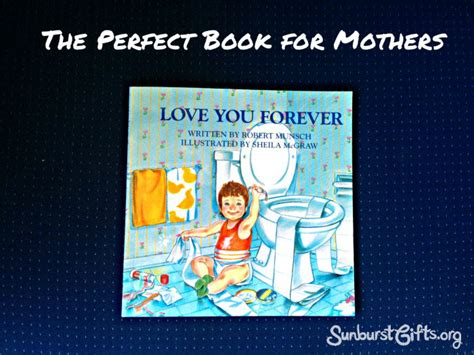a baby for forever books quot you forever quot the book for mothers