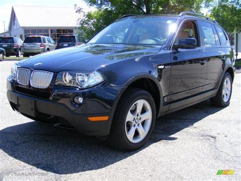 2007 bmw x3 change 2007 monaco blue metallic bmw x3 3 0si 30431926