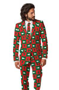 Ugly christmas sweater suits are a thing and they are necessary