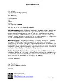 how to do a cover letter sle how do you format a cover letter 7 apa cover letter format